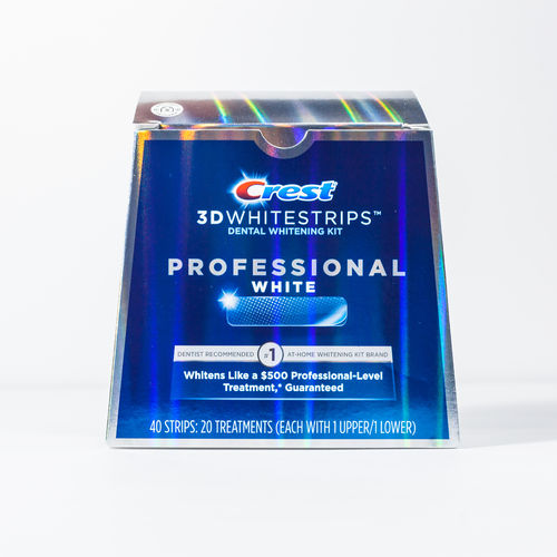 Crest Whitestrips® 3D PROFESSIONAL WHITE